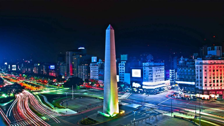 The Complete Buenos Aires Vacation Travel Guide Zen Tripstar Buenos Aires city Night high difinition