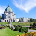 The Complete Vacation Travel Guide To Montreal Canada Zen Tripstar Saint Josephs Oratory of Mount Royal Montreal Quebec Canada.